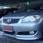ชุดแต่งรอบคัน Toyota Vios ทรง Sporty V.1