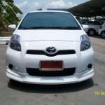 ชุดแต่งรอบคัน Toyota Yaris 2012 ทรง V.1