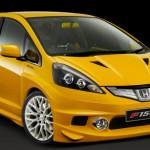 ชุดแต่งรอบคัน Honda Jazz GE ทรง Mugen Fit-F154 SC