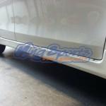สเกิร์ตข้าง Toyota Yaris 2012 ทรง RS