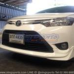 ชุดแต่งรอบคัน Toyota New Vios 2013 ทรง Camry Style
