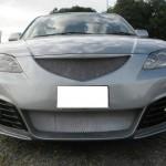 กันชนหน้า Mazda 3 ทรง R8