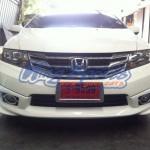 ชุดแต่งรอบคัน Honda City 2011 ทรง Mugen