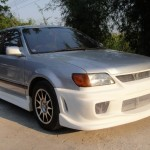 ชุดแต่งรอบคัน Toyota Soluna (โฉมแรก) ทรง ings+1