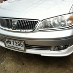 ลิ้นหน้า Nissan Sunny Neo ทรง V.2