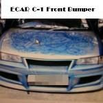 กันชนหน้า Mitsubishi E-CAR ทรง C-1