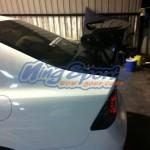 สปอยเลอร์ J'S Racing แบบคาร์บอนทั้งตัว
