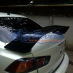 สปอยเลอร์ Mitsubishi Lancer Ex ทรง Ralliart แบบคาร์บอน