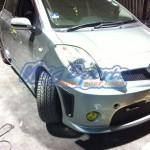 กันชนหน้า Toyota Yaris 06 ทรง Modelista