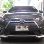 ชุดแต่งรอบคัน Toyota Yaris 2014 ทรง Z-I