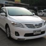 ชุดแต่งรอบคัน Toyota Altis 10 (Minorchange) ทรง NTS1