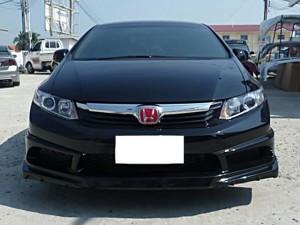ชุดแต่งรอบคัน Honda Civic FB ทรง Mugen2
