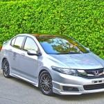 ชุดแต่งรอบคัน Honda City 2012 ทรง Concept R