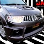 ชุดแต่งรอบคัน Mitsubishi Pajero Sport ทรง JAP