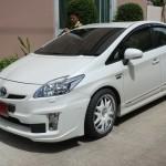 ชุดแต่งรอบคัน Toyota Prius ทรง JAP