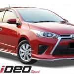 ชุดแต่งรอบคัน Toyota Yaris 2014 ทรง IDEO
