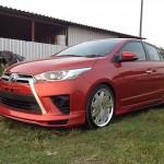 ชุดแต่งรอบคัน Toyota Yaris 2014 ทรง Viper