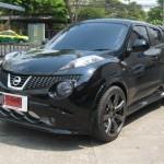ชุดแต่งรอบคัน Nissan Juke ทรง Juke-R
