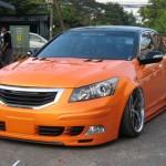 ชุดแต่งรอบคัน Honda Accord G8 ทรง K-Break
