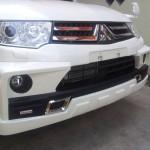 ชุดแต่งรอบคัน Mitsubishi Pajero Sport 2014 ทรง ZX