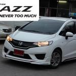 ชุดแต่งรอบคัน Honda Jazz GK 2014 ทรง MDP