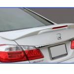 สปอยเลอร์ Honda Accord G9 2013 ทรงยกมีไฟ