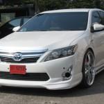 ชุดแต่งรอบคัน Toyota Camry 2012 Hybrid ทรง NTS1