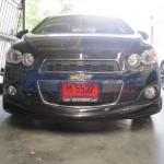 ชุดแต่งรอบคัน Chevrolet Sonic 4D ทรง AT ผสม K-Style