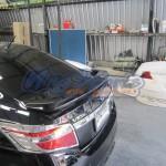 สปอยเลอร์ Toyota New Vios 2013 ทรงยกมีไฟ