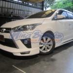 ชุดแต่งรอบคัน Toyota Yaris 2014 ทรง Shark Speed