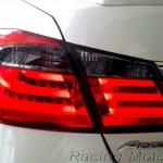 ไฟท้าย Honda Accord G9 KS LIGHT BAR LED V1. ดำ-แดง