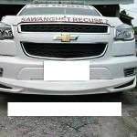 ลิ้นหน้า Chevrolet Colorado ทรง V.1