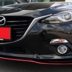 ชุดแต่งรอบคัน Mazda 3 4D 2014 ทรง MazdaSpeed