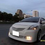 ชุดแต่งรอบคัน Toyota Vios 2007 ทรง VP