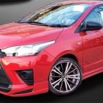 ชุดแต่งรอบคัน Toyota Yaris 2014 ทรง Option II