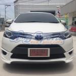 ชุดแต่งรอบคัน Toyota New Vios 2013 ทรง Visa