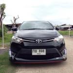 ชุดแต่งรอบคัน Toyota New Vios 2013 ทรง Viper-R
