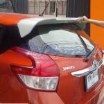 สปอยเลอร์ Toyota Yaris 2014 ทรง TD
