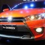 ชุดแต่งรอบคัน Toyota Yaris 2014 ทรง TD Sport