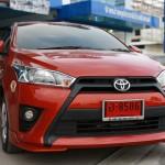 ชุดแต่งรอบคัน Toyota Yaris 2014 ทรง TRDD V.1