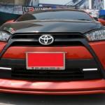 ชุดแต่งรอบคัน Toyota Yaris 2014 ทรง TRDD V.2