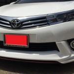 ชุดแต่งรอบคัน Toyota Altis 2014 ทรง Artimo