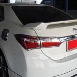 สปอยเลอร์ Toyota Altis 2014 ทรงวิง มีไฟเบรก