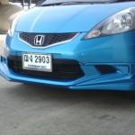 ชุดแต่งรอบคัน Honda Jazz 08 GE (ตัว Top) ทรง Z Sport
