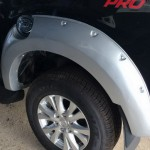 คิ้วล้อใหญ่ Mazda BT-50 Pro ทรง V.2