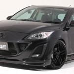 ชุดแต่งรอบคัน Mazda 3 2011 5D ทรง Valiant