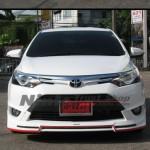 ชุดแต่งรอบคัน Toyota New Vios 2013 ทรง NTS1