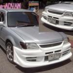 กันชนหน้า Toyota Soluna ทรง ADVAN