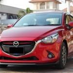 ชุดแต่งรอบคัน Mazda2 2015 Skyactiv 5D ทรง V.1