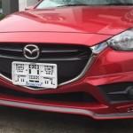 ชุดแต่งรอบคัน Mazda2 2015 Skyactiv 4D ทรง Knight Speed